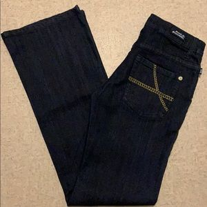 Rock & Republic bootcut stretch fit jeans W27 NWT